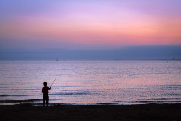 釣り 身軽でいきたい