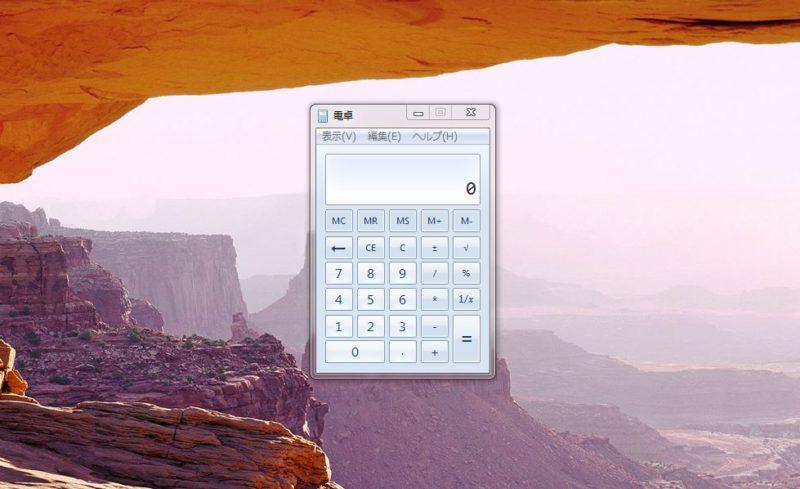 電卓 アプリ
