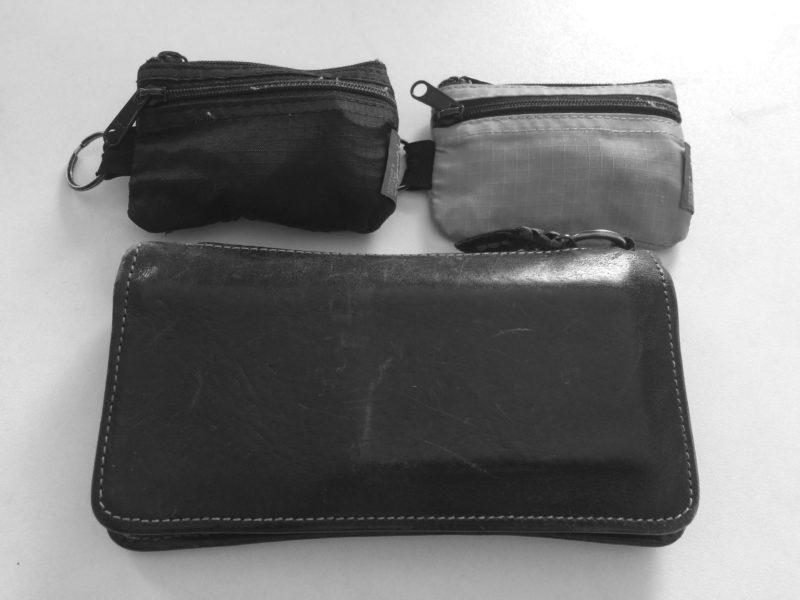 財布の断捨離 (1)