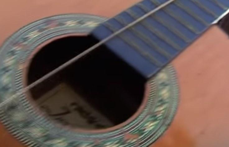 ギター 弦 1本 Brushy One String
