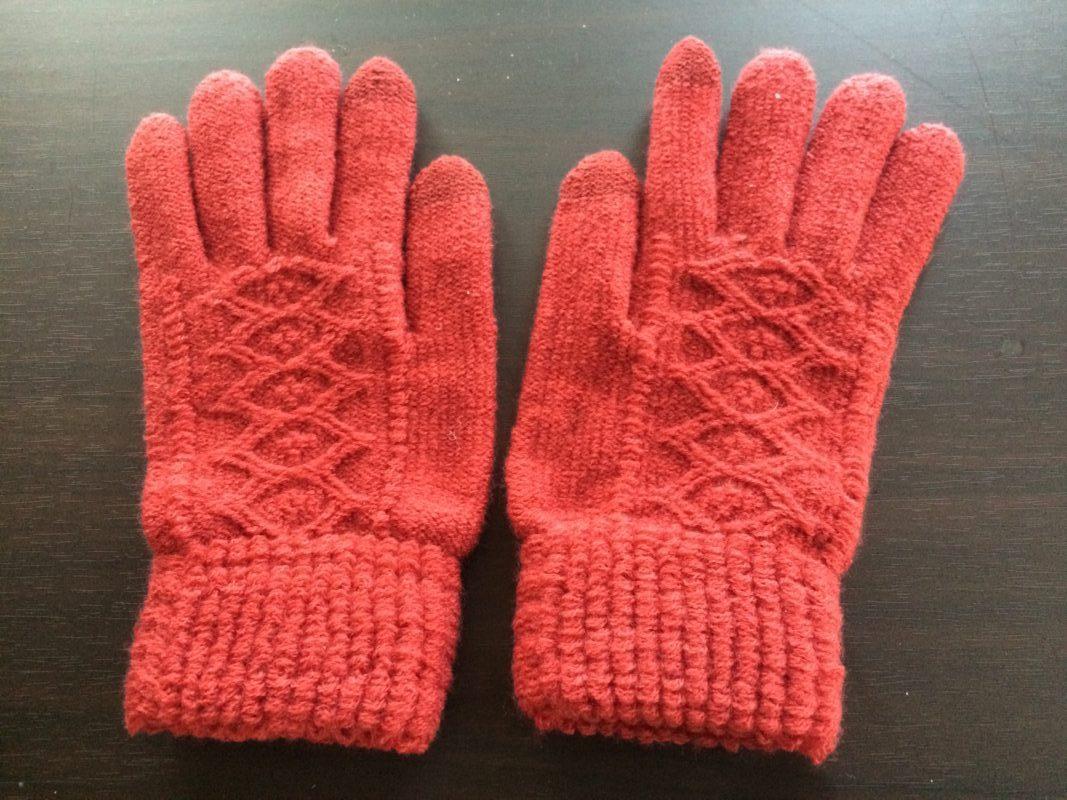 スマホ 手袋