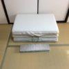 【銀マットVSウレタンマット】硬い床の上で銀マットを敷いて寝た結果。
